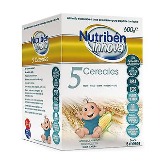 Innova 5 Cereals Porridge 600 g of powder