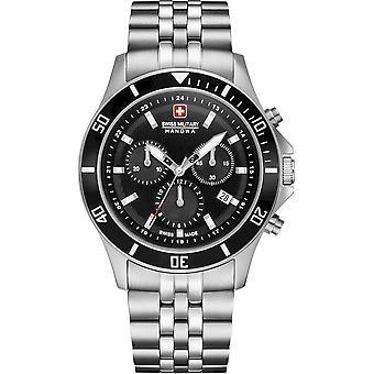 Swiss Military Hanowa Wristwatch Men's Flagship Chrono II 06-5331.04.007