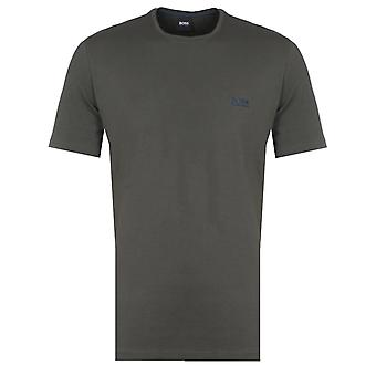 BOSS Bodywear Mix & Match Khaki Camiseta