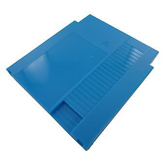 Cartridge shell for nes nintendo compatible game case replacement - light blue | zedlabz