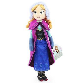 冷凍プリンセスアンナ&エルザぬいぐるみ - かわいい人形の赤ちゃん、誕生日のためのソフトピロー