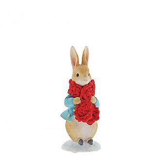 بياتريإكس بوتر بيتر أرنب في تمثال وشاح احتفالي