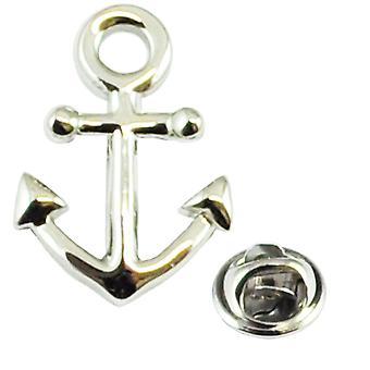 Ties Planet Ship Anchor Lapel Pin Badge