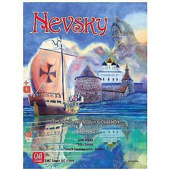 Jeu de société Nevsky