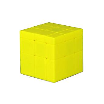 3x3x3 Peili Magic Cube Palapeli Tarroilla