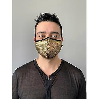 Mondkapje Andrew Christian Golden Glam Mask