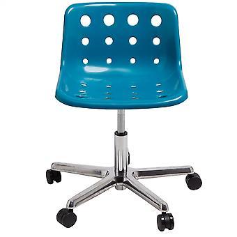 Loft Robin Day 5 Star Teal Plastic Polo Chair