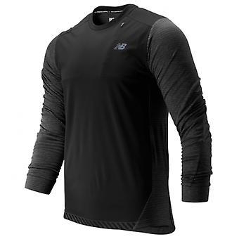 New Balance Q Speed Heatgrid MT93256HC en cours d'exécution toute l'année hommes sweat-shirts