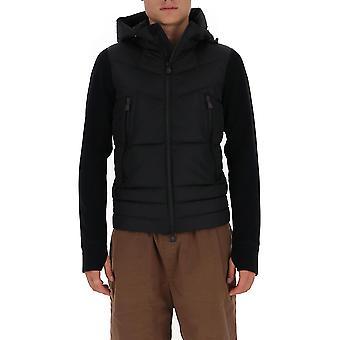 Moncler Grenoble 8g50980093999 Men's Black Nylon Down Jacket