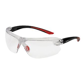 Bolle Safety IRI-S Safety Glasses - Clear Bifocal Reading Area +3.0 BOLIRIPDSI3