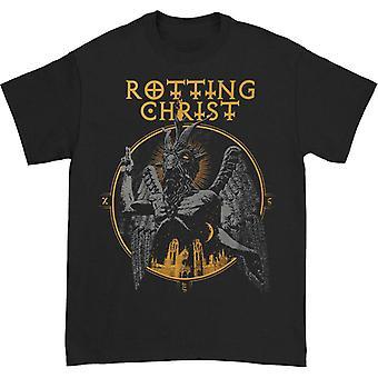 חולצת טי של ישו שטניקה נרקבת