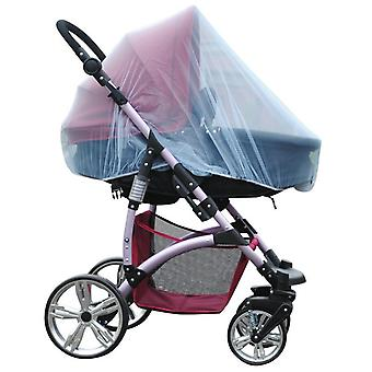 Baby Care's Kid Poussette Poussette Pram, Mosquito Fly Insect Net Mesh Buggy