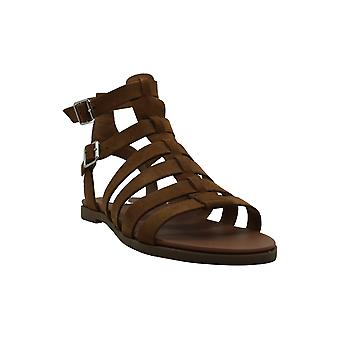 Steve Madden Womens Diego Open Toe Casual T-Strap Sandals