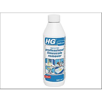 HG Niebieski wapienny zmywacz 0.5L