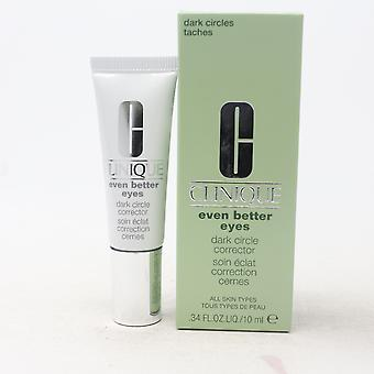 Clinique Even Better Eyes Dark Circle Corrector  0.34oz/10ml New With Box
