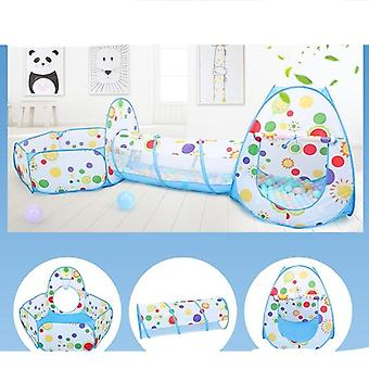 Ocean Balls Pools Baby Toys, With Tent