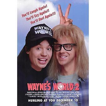 Waynes World 2 Movie Poster (11 x 17)