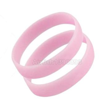Silicone Bracelets, Rubber Wristband Friendship Hand Bands In The Dark