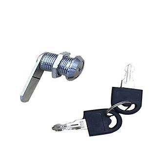 Drawer Tubular Cam Lock For Door With 2  Keys
