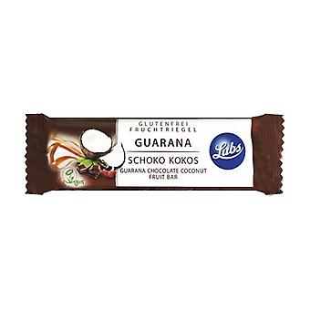 Guarana bar, chocolate, coconut 40 g