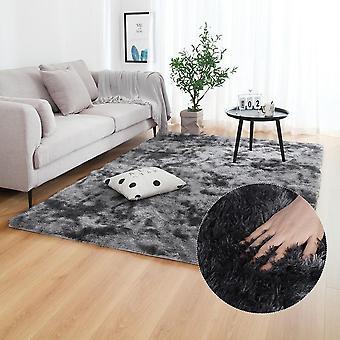 Moderne Anti-Slip-Krawatte Färben weiche Teppiche / Matten / Teppiche für Wohnzimmer oder