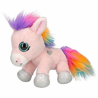 Ylvi And The Minimoomis Roosy Rainbow Pony 18cm