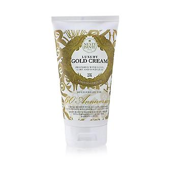 Nesti Dante Luksus Gold Cream Med Gold Leaf (Limited Edition) - Genoprettende 24H Ansigt & Body Cream 150ml/5oz