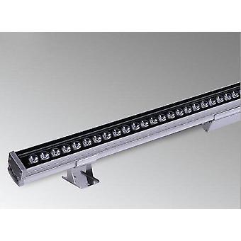 Seinäpesijä Ac85-265v tai Ac24v ulkovalot vaihtaa väri led valonheittimen