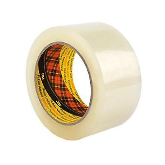 3M Scotch Clear Packing 370 Tape 48Mmx75M Strong Packaging Adhesive