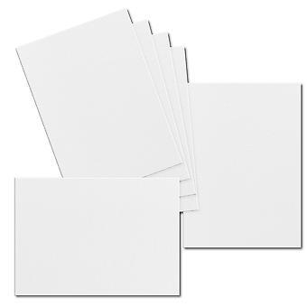 تأثير الأبيض. 128mm × 179mm. 5 بوصة × 7 بوصة. ورقة بطاقة 250gsm.