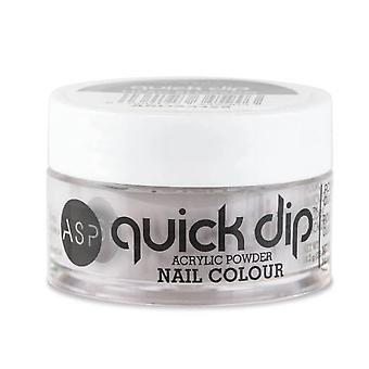 ASP Quick Dip Acrylic Dipping Powder Nail Colour - Lilac Blossom