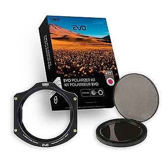Cokin large z-pro evo circular polarizer filter kit - black