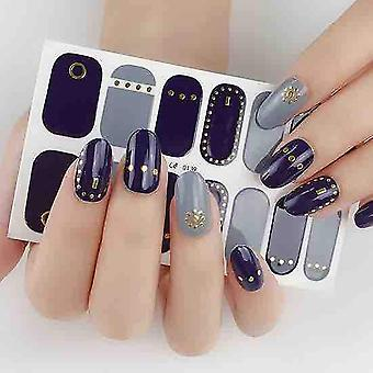 Dotted Times Gel Nail Wraps