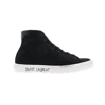 Saint Laurent Malibu Olona/Mo Plus Käytetty Sne Black 606075GUZ201000 kenkä