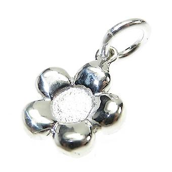 Daisy Kleine Sterling Zilveren Charm .925 X 1 Daisys Madeliefjes Charms Fnc014 - 6799