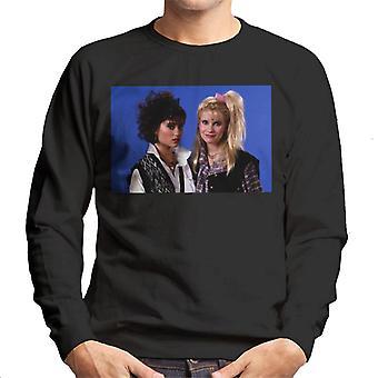 Weird Science Hilly och Deb Tillsammans Men's Sweatshirt