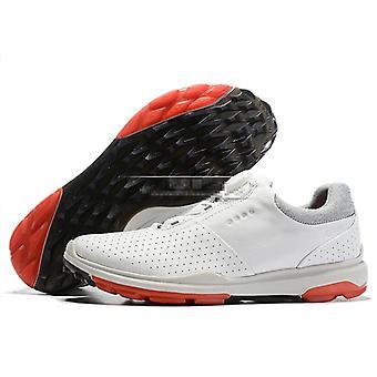 גברים גולף ספורט נעלי עור