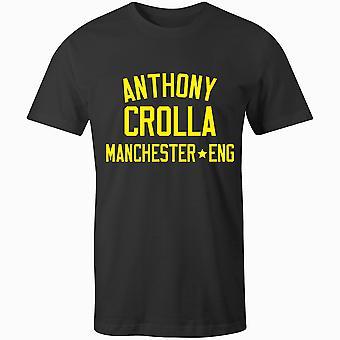 Anthony Crolla Boxing Legend T-Shirt