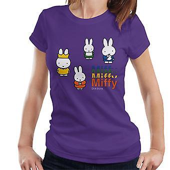 Miffy og Den Kongelige Baby Women's T-shirt