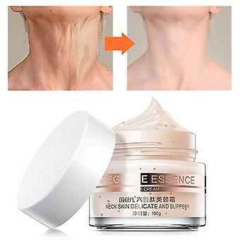 Hexapeptide Neck Cream Anti-aging Anti-wrinkle Whitening Nourishing Skin Care