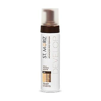 Advanced Pro Formula 5In1 Tanning Mousse #Dark 200 ml