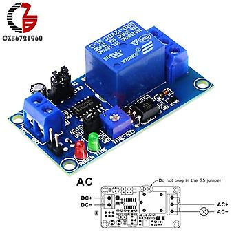 Dc 12v Time Module Normal Open Timing Timer Relay Control Switch Adjustable