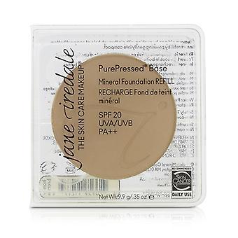 Jane Iredale PurePressed Base Mineral Foundation Refill SPF 20 - Honey Bronze 9.9g/0.35oz