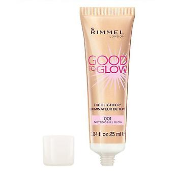 Rimmel Good To Glow Highlighter