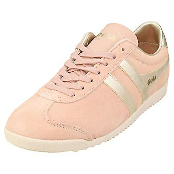 Gola Bullet Pearl Womens Fashion Trainers in Pearl Roze