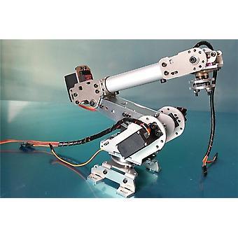 Abb Industrial Robot Arm Model, Multi-dof Manipulator Claw Gripper, Diy Project