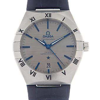 Omega Constellation Co-Axial Automatic Chronometer Grey Dial Men's Watch 131.13.39.20.06.002