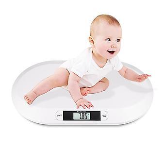 baby vekt skala pjokk vokse elektroniske kjæledyr meter, digital kroppsvekt med
