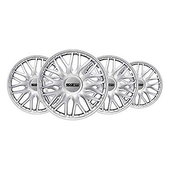 """Hubcap Goodyear Roma Silver 16"""" (4 uds)"""