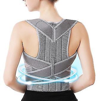Medizinische Therapie Gürtel für Rückenschmerzen Schulterband Gürtel Unterstützung Klammer Skoliose Haltung Korrektor Korsett Schmerzlinderung Männer Frauen